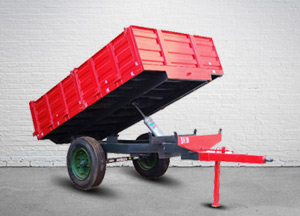 Hydraulic Trailer supplier for sale