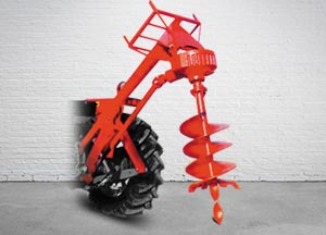 Tractor Post Hole Digger for sale